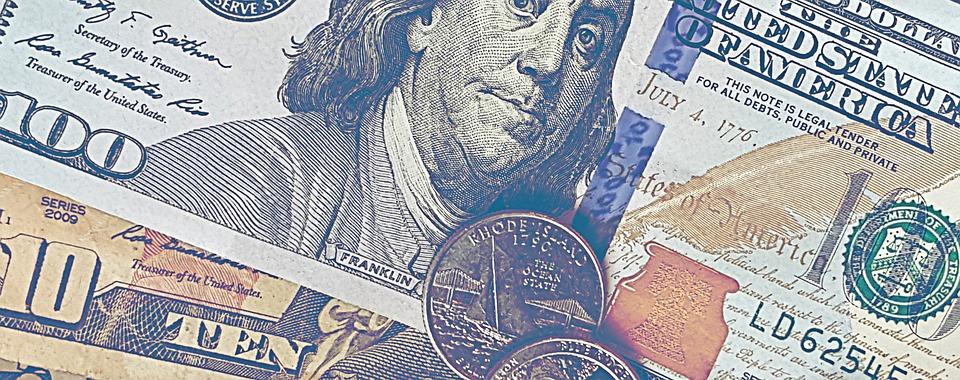 americké dolary