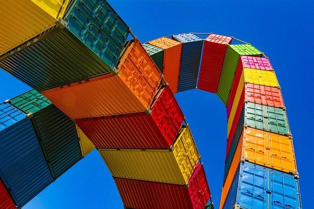 dopravni kontejner