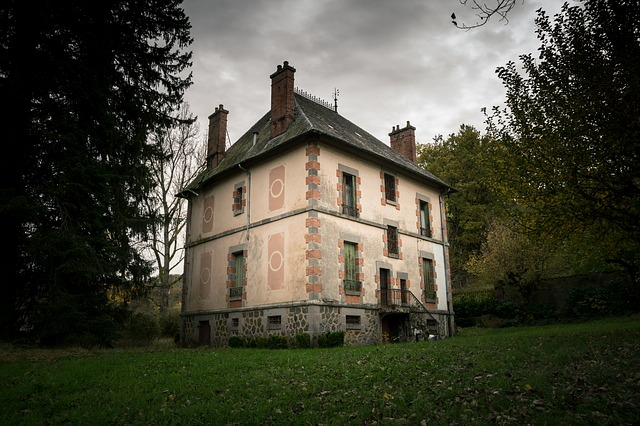 velký dům