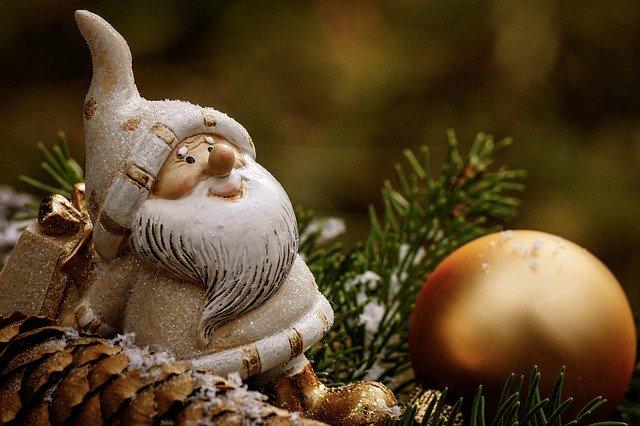 za okny Vánoce